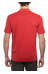 axant Alps Polo Agion Active Men aurora red